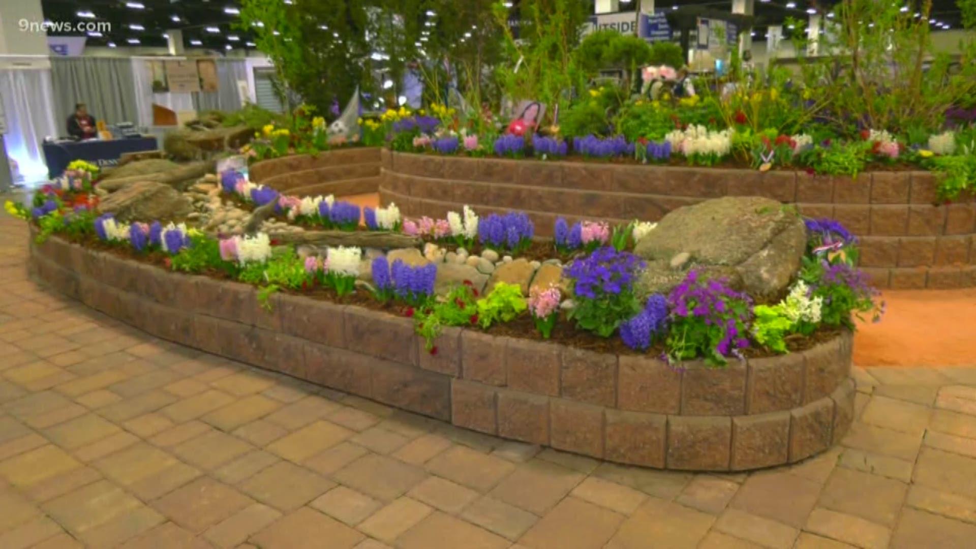 Colorado Garden Home Show Runs Through March 1 At Colorado