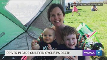 Driver pleads guilty in Denver cyclist death
