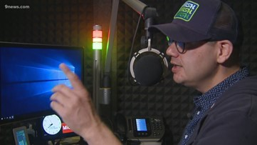 After his own journey, Colorado radio host is helping others navigate their own struggles with addiction