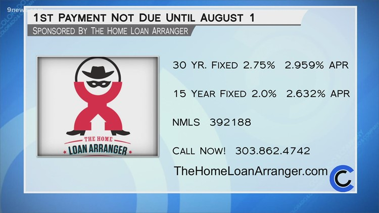 Home Loan Arranger - June 15, 2021