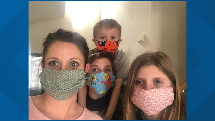 Colorado's governor wants everyone to wear face masks in public. Here's how to make your own