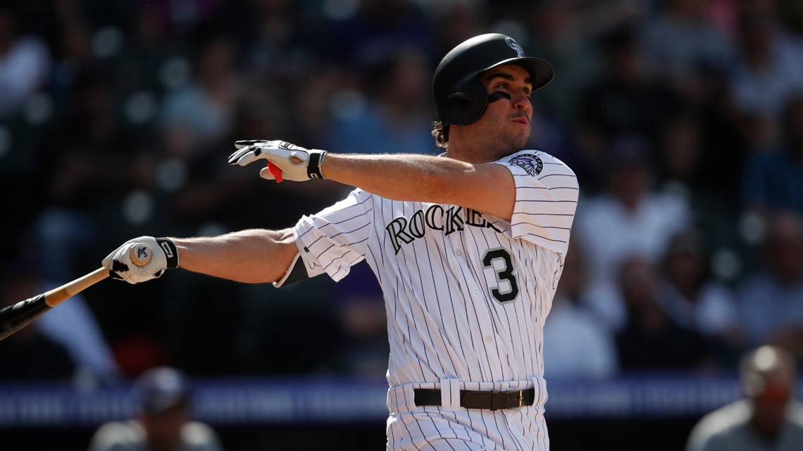 Yankees acquire OF Mike Tauchman from Colorado