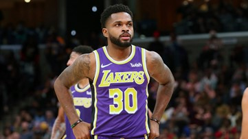 Report: Nuggets expected to sign former Lakers guard Troy Daniels