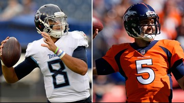 GAME DAY | Denver Broncos vs. Tennessee Titans