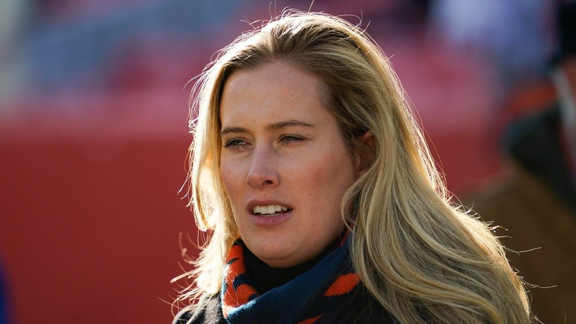 Brittany Bowlen on leading COVID-19 committee and possibly becoming Broncos' chief owner: 'It's no secret this is my dream job'
