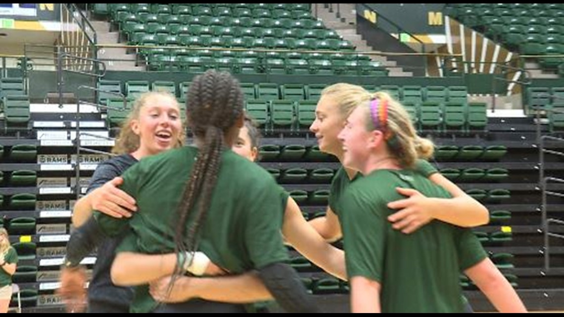 CSU Volleyball eyes third-straight conference title