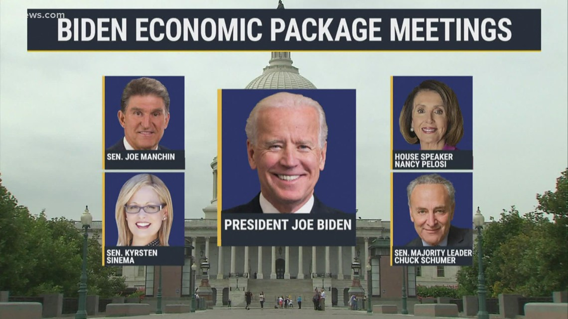 Democrats running out of time to pass Biden's agenda items
