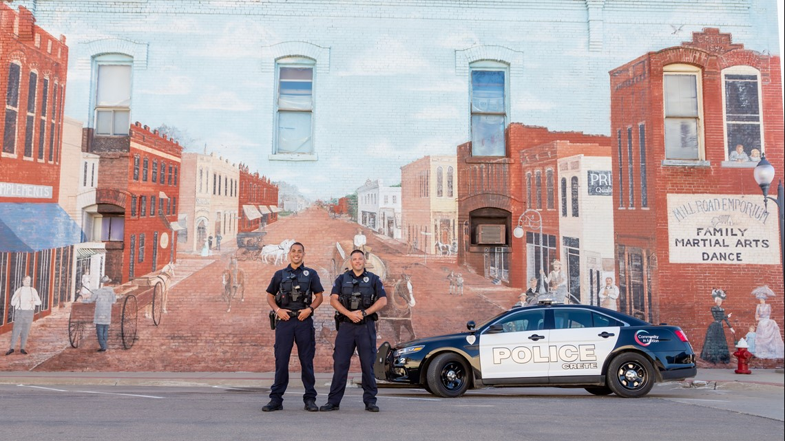 PHOTOS | Retired deputy finds new work as law enforcement photographer