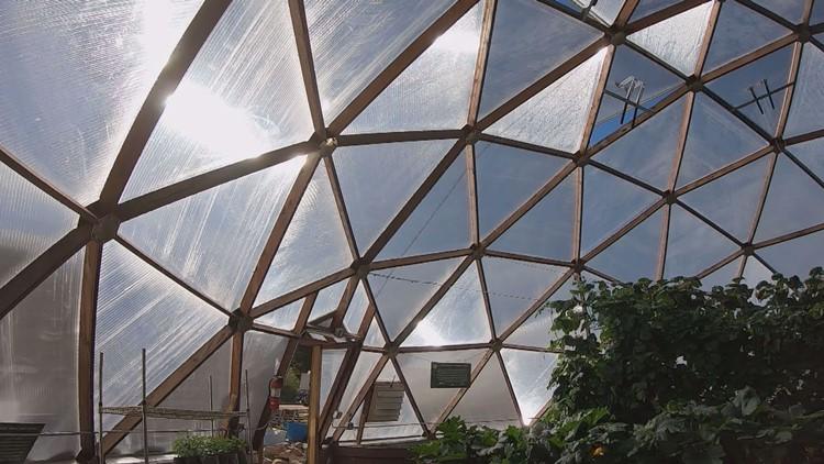 Grow Dome.