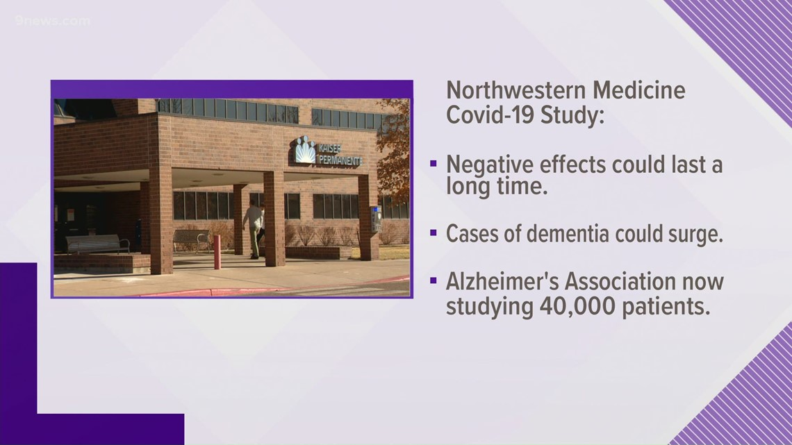 Study finds COVID-19 hospitalizations linked to memory loss, difficulty focusing