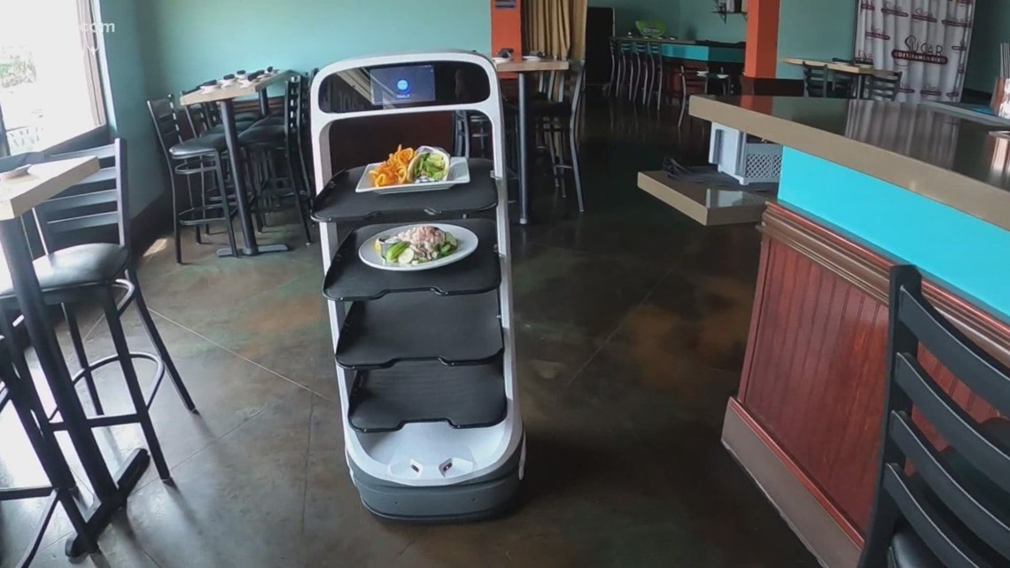 In Other News: Coffee prices surge, car shortage to continue for months and restaurant owner adds robot to staff