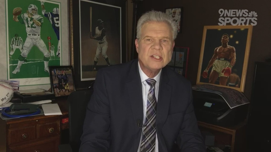 Mike Klis on Broncos injuries during workouts away from team facilities