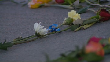 PHOTOS: A vigil to remember Columbine, 20 years later
