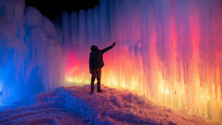 Ice Castles will not be returning to Colorado this winter