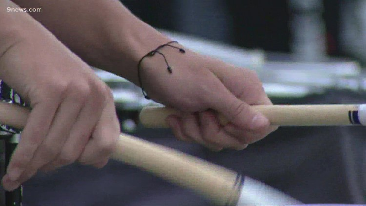 Loveland High School marching band ready to  carry on tradition