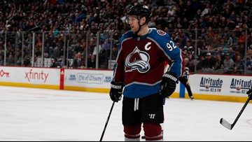 Landeskog out 4-to-6 weeks with upper-body injury