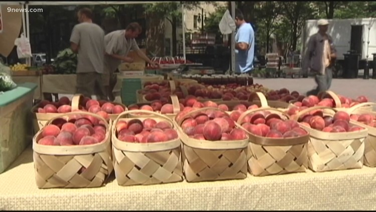 WATCH: City Park Farmers Market opens for the season
