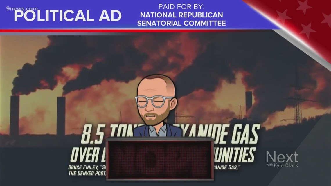 Truth Test: NRSC makes claims about Hickenlooper and pollution