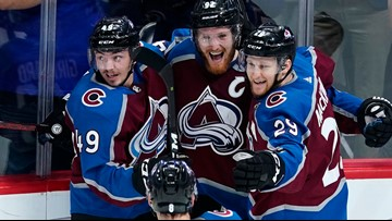Colorado Avalanche to play 12 nationally televised games during 2019-2020 season
