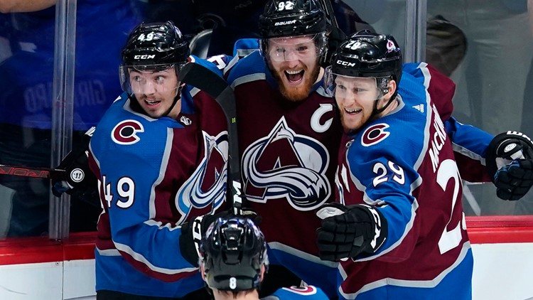 Image result for colorado avalanche