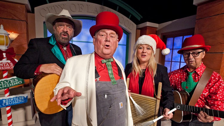 Lakewood Cultural Center Presents Timothy P. and the Rocky Mountain Stocking Stuffers
