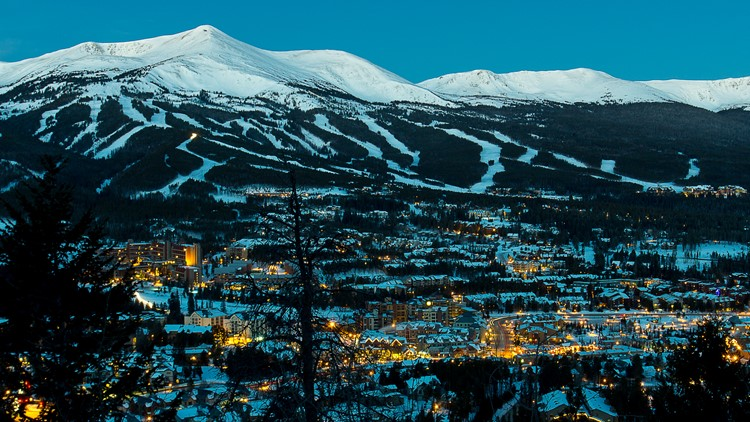 The Town of Breckenridge