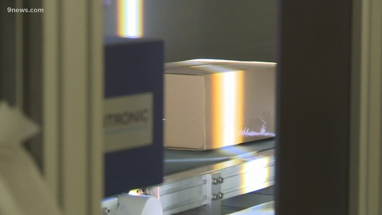 USPS installing dozens of sorting machines to speed up package deliveries around the nation