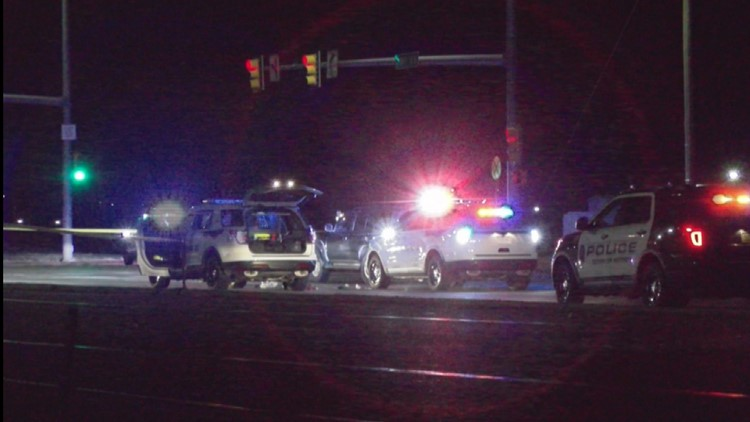 Adams County deputy shot by officer after chase
