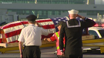 A WWII sailor is finally heading home more than 75 years after he died at Pearl Harbor