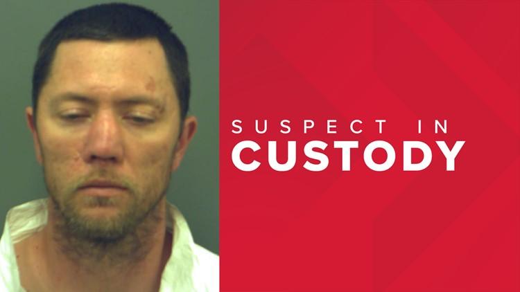 Suspect Benjamin Duncan