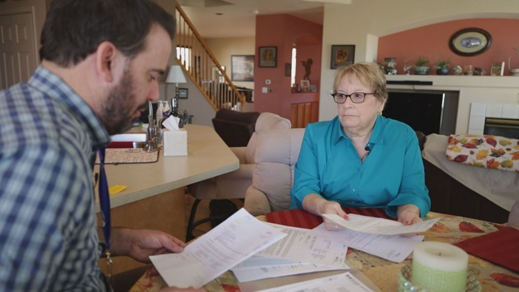Linda DeLaura received a check for $100,200 from her insurance company – and was asked to send that check to BHLH, LLC.