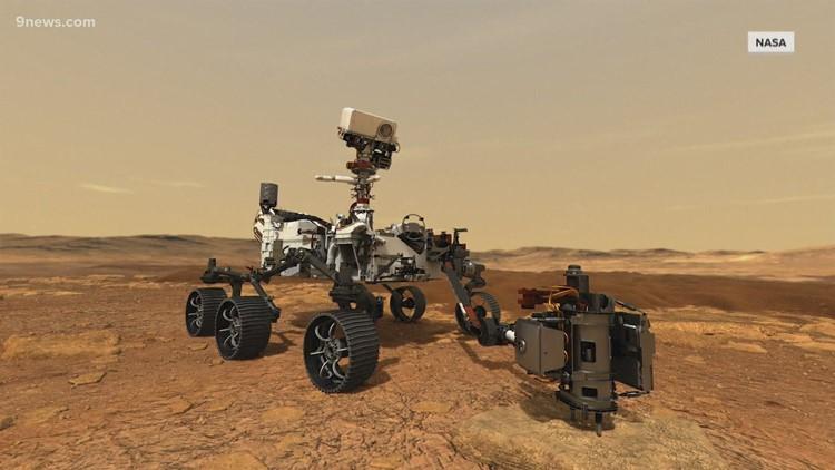 NASA Perseverance rover heading for Mars landing