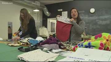 Group sews over 150 'joey pouches' to help animals affected by Australia wildfires