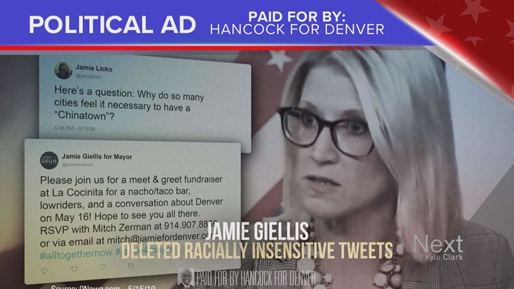 Truth Test: Mayor Hancock puts out negative ad that includes false claim about his opponent