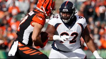 Broncos bring back valuable reserve Zach Kerr