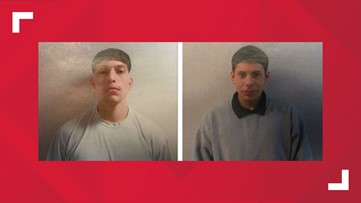 Two teens escape from Jefferson County youth detention facility