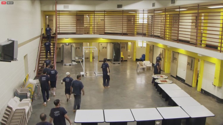 Arapahoe County jail