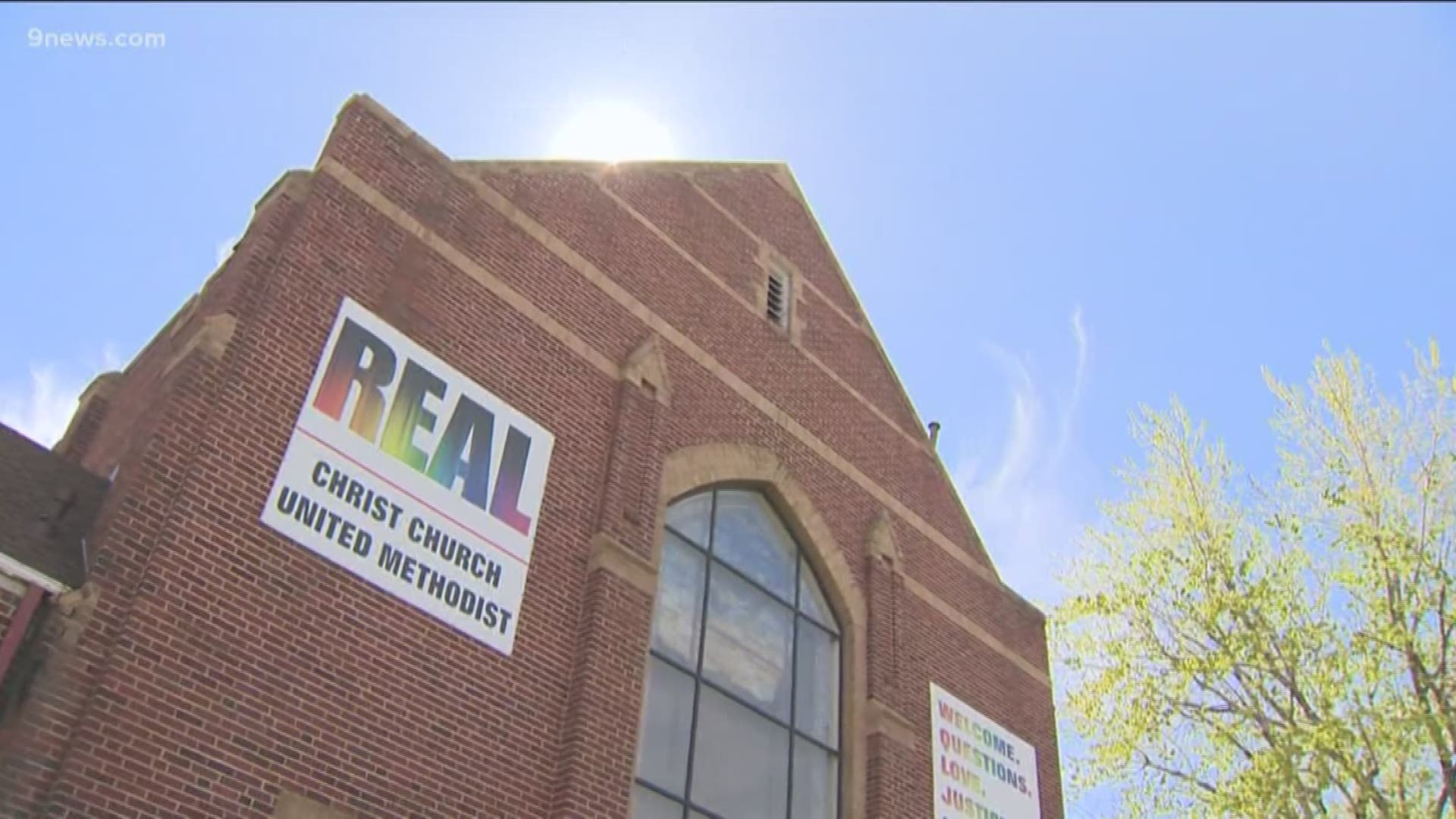 United Methodist Church Proposes Split Over Gay Marriage