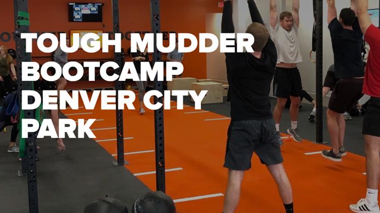 Tough Mudder Bootcamp of Denver City Park