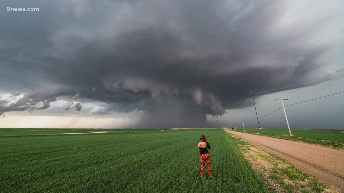 More women are becoming storm chasers