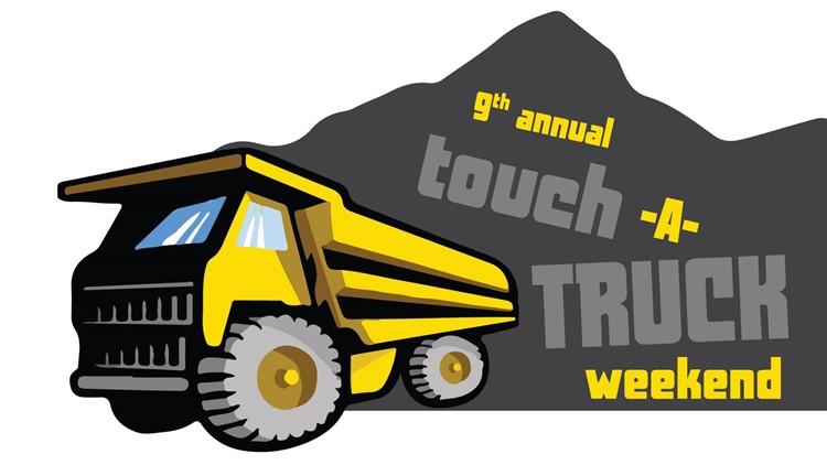 Touch-A-Truck Weekend