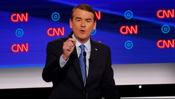 Michael Bennet slams DNC for exclusive debate rules