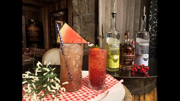 Red, White & Breck Distillery