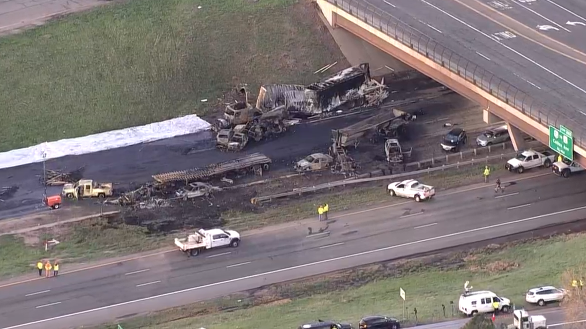 Deadly I-70 crash: Your questions about the semi-truck, the driver