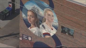 Mural in RiNo showcases Colorado's World Cup champions