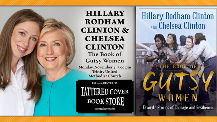 An Evening with Hillary Clinton and Chelsea Clinton, Book Talk & Signing