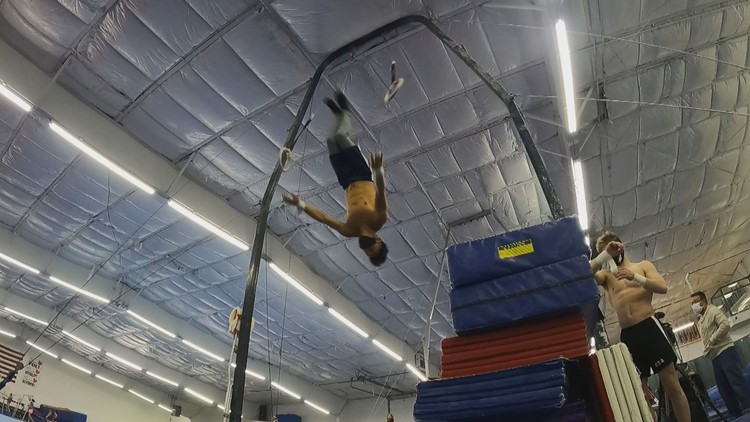 Colorado gym has a strong tradition of Olympic gymnasts