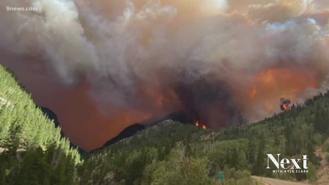 A look at Colorado's wildfire risk in 2021 and beyond