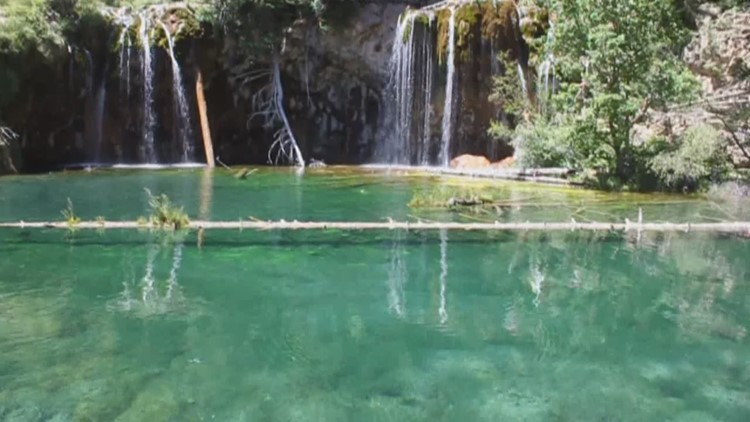Hanging Lake ramping up for busy Memorial Day weekend