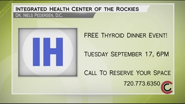 Integrated Health Center of the Rockies - September 13, 2019